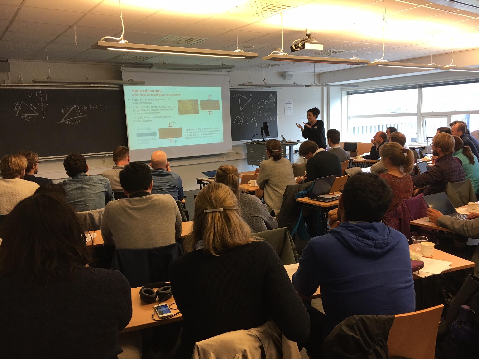 Eren Ucar's presentation